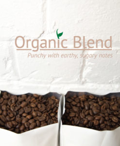 Great Organic coffee