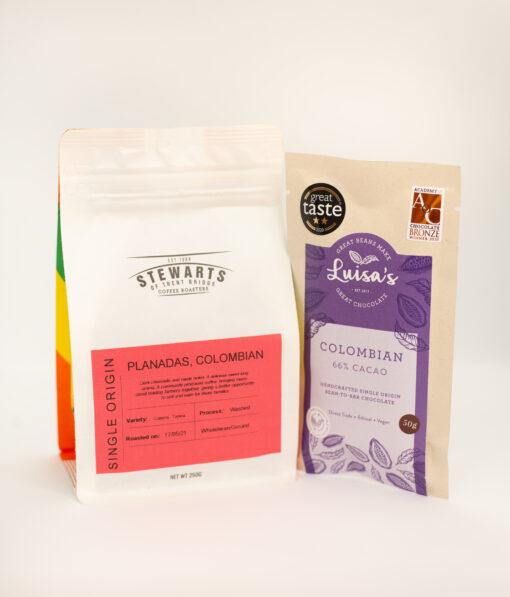 Coffee Chocolate gift